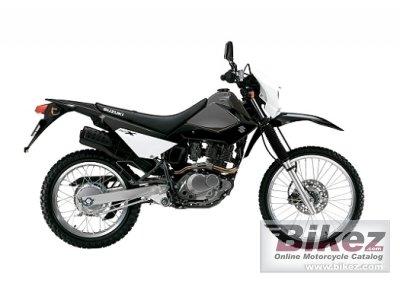 Suzuki Drx 200 2016 Specs Pictures
