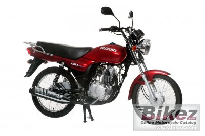 2016 Suzuki GD110