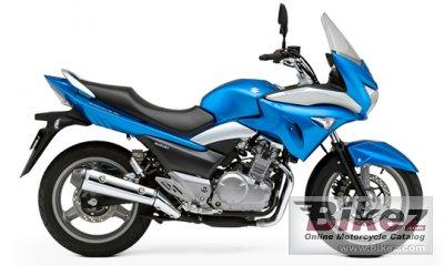 2016 Suzuki GSR250S