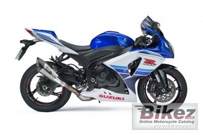2016 Suzuki GSX-R1000 ABS 30th Anniversary