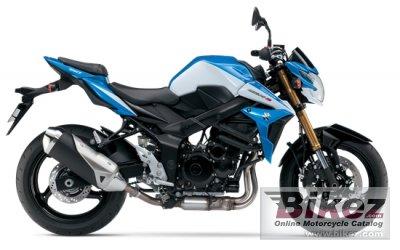 2016 Suzuki GSX-S750Z