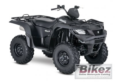 2016 Suzuki KingQuad 750AXi Power Steering SE