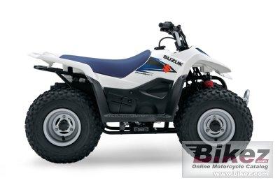 2016 Suzuki QuadSport LT-Z50