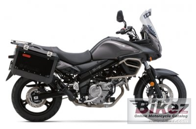 2016 Suzuki V-Strom 650 ABS Adventure
