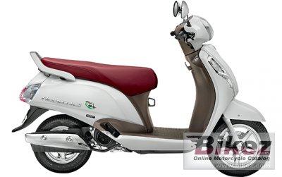 2017 Suzuki Access 125 SE
