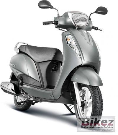 2017 Suzuki Access 125