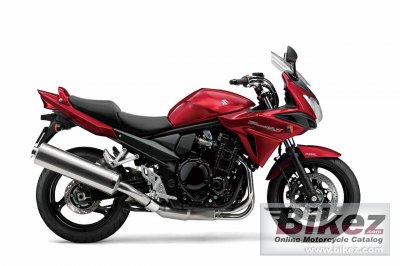 2017 Suzuki Bandit 1250s Abs Specifications And Pictures