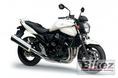 2017 Suzuki Bandit 650 Specifications And Pictures