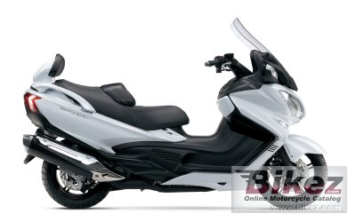 2017 Suzuki Burgman 650 Executive