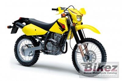 2017 Suzuki DR-Z250