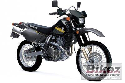 2017 Suzuki DR650SE