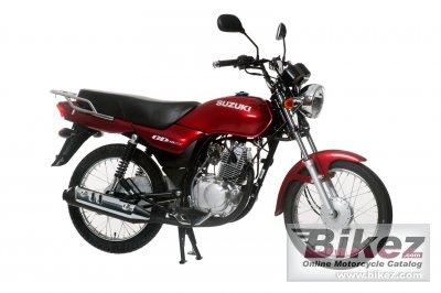 2017 Suzuki GD110