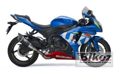 2017 Suzuki GSX-R1000 Moto GP