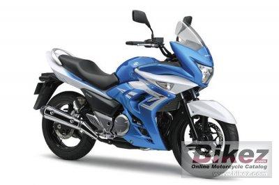 2017 Suzuki GW250F