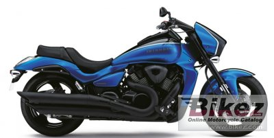 2017 Suzuki Intruder M1800rbz B O S S Specifications And Pictures