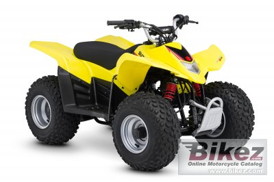 2017 Suzuki QuadSport LT-Z50