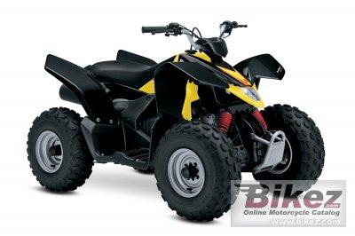 2017 Suzuki QuadSport Z90