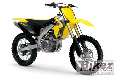 2017 Suzuki Rm Z450 Specifications And Pictures