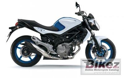 2017 Suzuki SFV650