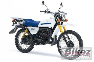 2017 Suzuki TF125