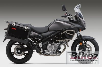 2017 Suzuki V-Strom 650 ABS Adventure