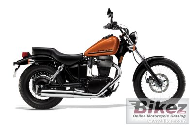 2018 Suzuki Boulevard S40 specifications and pictures