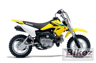 2018 Suzuki DR-Z70