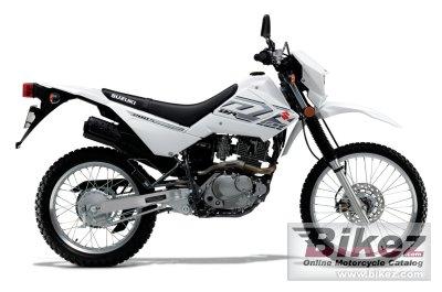 2018 Suzuki DR200S