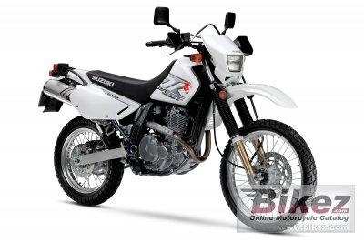 2018 Suzuki DR650S