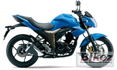 2018 Suzuki Gixxer