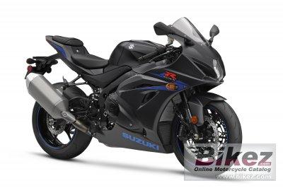 2018 Suzuki GSX-R1000
