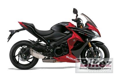 2018 Suzuki GSX-S1000F