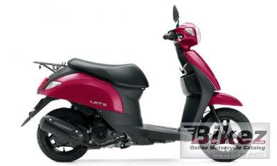 2018 Suzuki Lets