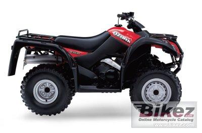2018 suzuki ozark 250 specifications and pictures rh bikez com Suzuki Ozark Repair Manual Suzuki 250 ATV Owners Manual