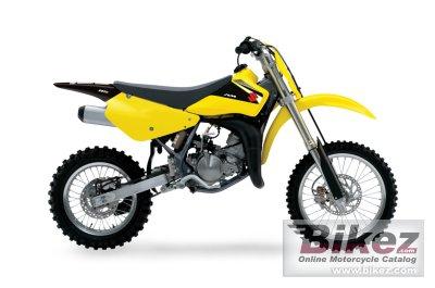 2018 Suzuki RM85