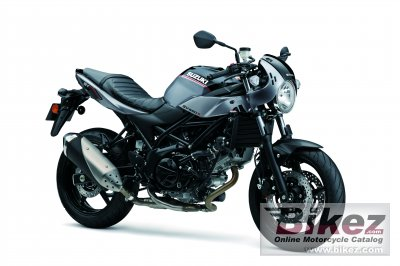 2018 Suzuki SV650X