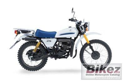 2018 Suzuki TF125