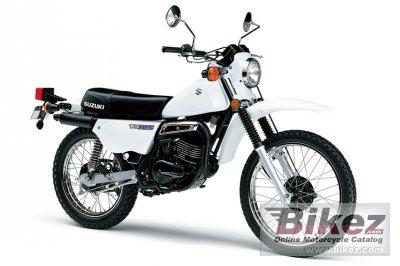 2018 Suzuki TS185ER