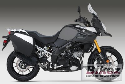 2018 Suzuki V-Strom 1000 ABS Adventure