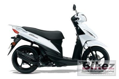 2019 Suzuki Address