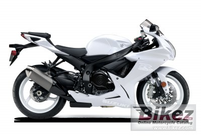 2019 Suzuki GSX-R600