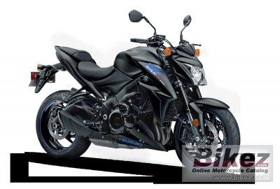 2019 Suzuki GSX-S1000Z