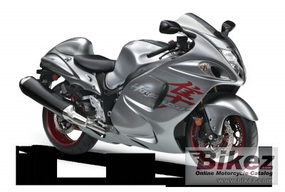 2019 Suzuki Hayabusa specifications and pictures