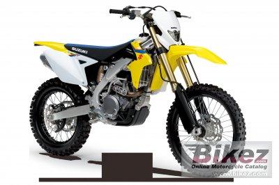 2019 Suzuki RMX450Z