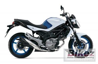 2019 Suzuki SFV650