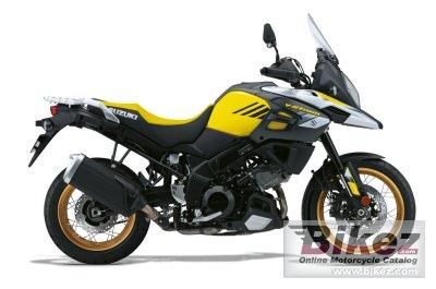 2019 Suzuki V-Strom 1000XT ABS