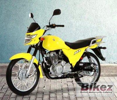 2020 Suzuki AX4
