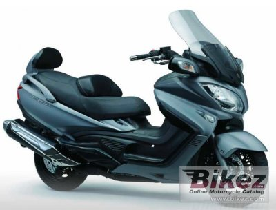 2020 Suzuki Burgman 650 Executive