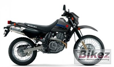 2020 Suzuki DR 650 SE