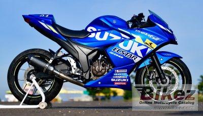 2020 Suzuki Gixxer SF 250